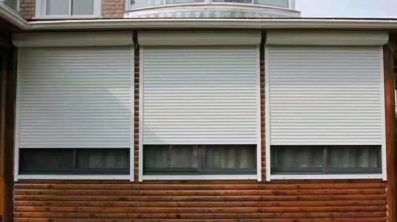 Good Quality and Security Roller Shutter