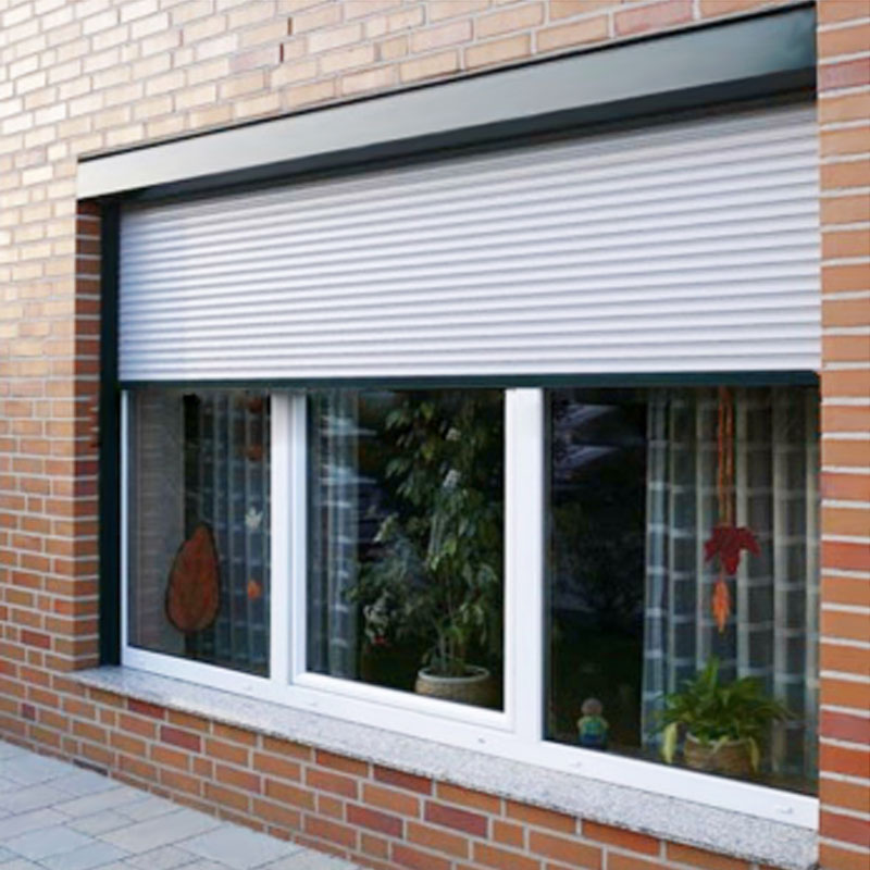 Roller Window Shutter for Residential Usage
