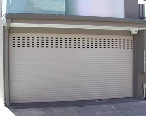 Automatic Interior Security Steel Fire Rated Roller Shutter