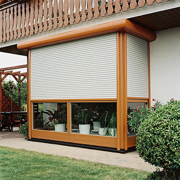 Metal Fire Rated Fire Proof Roller Shutter